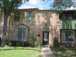 Photo of 15127 Kimberley Court, Unit 19, Houston, TX 77079 (MLS # 71093519)