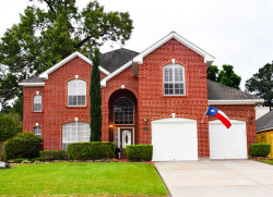 Photo of 7110 Misty Morning Drive, Humble, TX 77346 (MLS # 15449354)