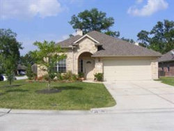Photo of 26900 Kings Crescent Drive NW, Kingwood, TX 77339 (MLS # 22609563)