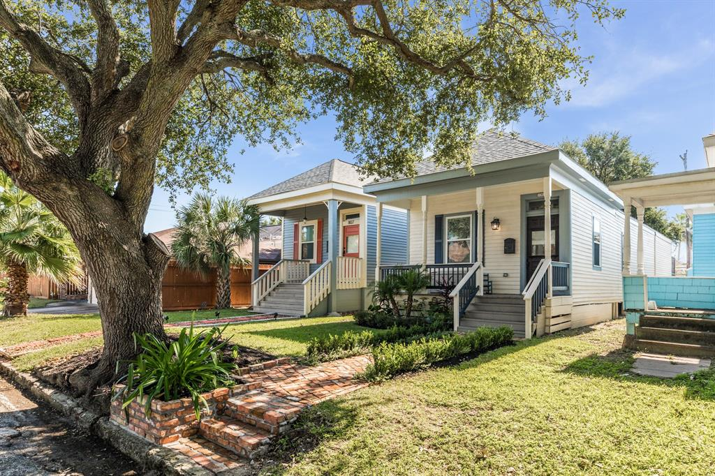 Photo for 809 Sealy Street, Galveston, TX 77550 (MLS # 40050402)