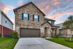 Photo of 14109 Carlisle Hollow Trail, Pearland, TX 77584 (MLS # 44260425)