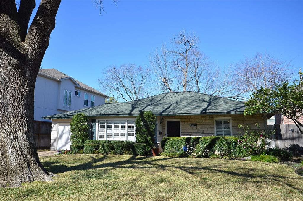 Photo for 820 Jaquet Drive, Bellaire, TX 77401 (MLS # 48891485)