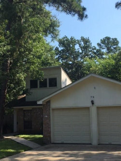 Photo of 78 W White Willow Circle, The Woodlands, TX 77381 (MLS # 59157475)
