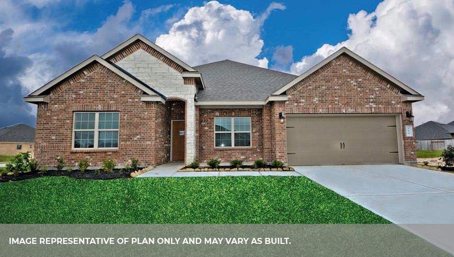 Photo for 427 Oldham Street, League City, TX 77573 (MLS # 60507748)