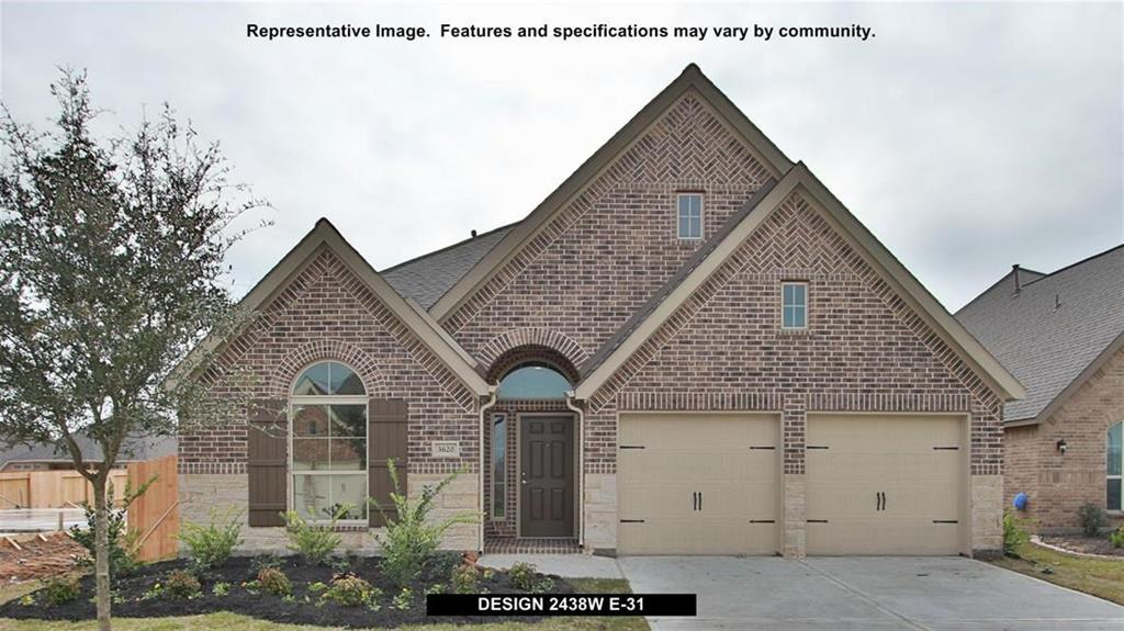Photo for 3606 Hollow Ridge Court, Pearland, TX 77584 (MLS # 71735624)