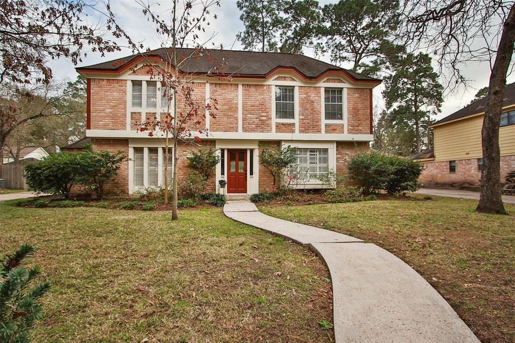 Photo for 3315 Candleoak Drive, Spring, TX 77388 (MLS # 77931132)