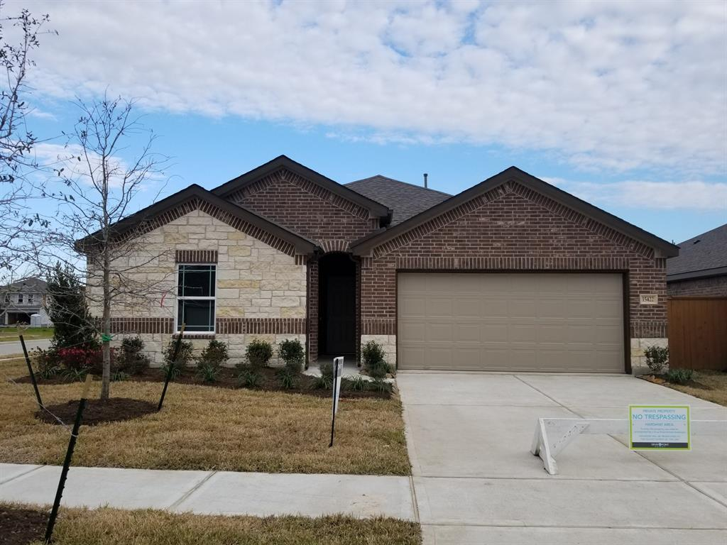 Photo for 15422 Paxton Woods Drive, Humble, TX 77346 (MLS # 78326591)