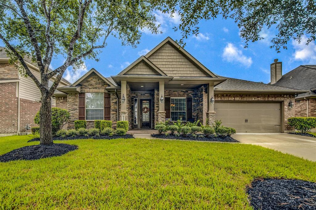 Photo for 12127 Guadalupe Trail Lane, Humble, TX 77346 (MLS # 84970683)