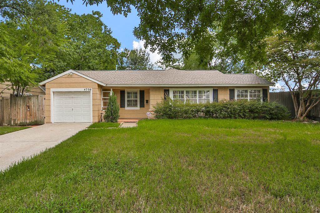 Photo for 4708 Mayfair Street, Bellaire, TX 77401 (MLS # 85815206)