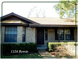Photo of 1124 Bowie Street, Columbus, TX 78934 (MLS # 91498046)
