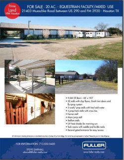 Tiny photo for 21403 Mueschke Road, Tomball, TX 77377 (MLS # 10452850)