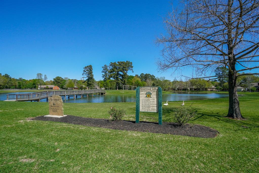 Photo for LOT C46 Rosehill Road, Tomball, TX 77377 (MLS # 5363316)