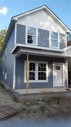 Photo of 701 Hamilton Avenue, Portsmouth, VA 23707 (MLS # 10154453)