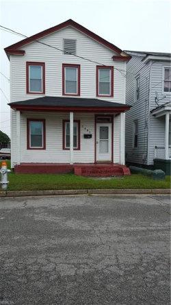 Photo of 2401 Chestnut Street, Portsmouth, VA 23704 (MLS # 10157555)
