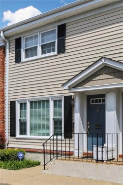 Photo of 8545 Tidewater Drive, Unit N, Norfolk, VA 23503 (MLS # 10190215)