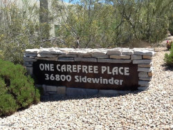 Photo of 36800 N Sidewinder Road, Unit B12,13, Carefree, AZ 85377 (MLS # 6044119)