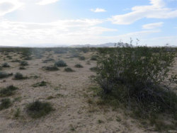 Photo of 0 Mojave Ranch Road, Joshua Tree, CA 92252 (MLS # 3180087)