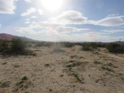 Photo of 0 Hollinger Rd, Joshua Tree, CA 92252 (MLS # 3180096)