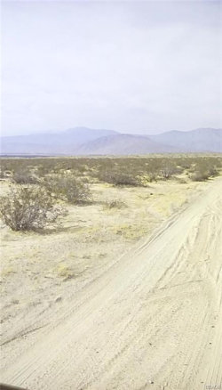 Photo of 0 Borrego Air Ranch Road, Borrego Springs, CA 92004 (MLS # 3186278)