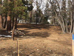 Photo of 0 Buffalo Trail, Big Bear Lake, CA 92315 (MLS # 31900127)