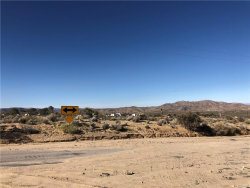 Photo of 7564 Vista Road, Joshua Tree, CA 92252 (MLS # 31901205)