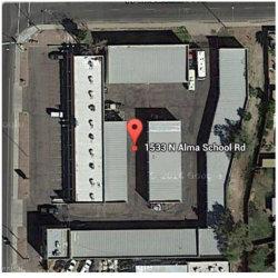 Tiny photo for 1533 N Alma School Road, Mesa, AZ 85201 (MLS # 5503273)