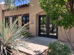 Photo of 7301 E Sundance Trail, Unit A101, Carefree, AZ 85377 (MLS # 6011171)