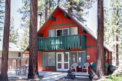 Photo of 41688 Mc Whinney Lane, Big Bear Lake, CA 92315 (MLS # 3173193)