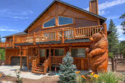 Photo of 40932 Seneca Trail, Big Bear Lake, CA 92315 (MLS # 3173489)