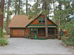 Photo of 39192 North Bay Drive, Big Bear Lake, CA 92315 (MLS # 3173810)