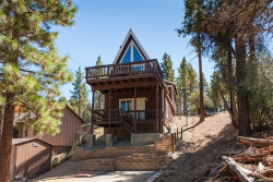 Photo of 128 West Deer Horn Drive, Big Bear City, CA 92314 (MLS # 3173944)
