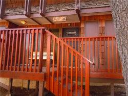 Photo of 861 Thrush Court, Unit 38, Big Bear Lake, CA 92315 (MLS # 3180072)