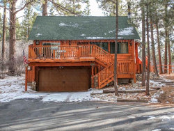 Photo of 536 Sugarloaf Boulevard, Big Bear City, CA 92314 (MLS # 3181310)