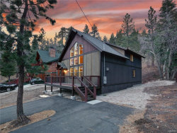 Photo of 43686 Ridgecrest Drive, Big Bear Lake, CA 92315 (MLS # 3182560)