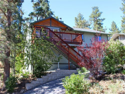 Photo of 132 East Aeroplane Boulevard, Big Bear City, CA 92314 (MLS # 3185112)