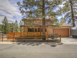 Photo of 1048 Circle Drive, Big Bear City, CA 92314 (MLS # 3186229)