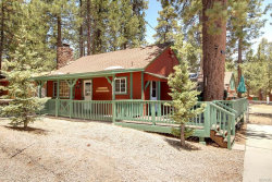 Photo for 39968 Forest Road, Big Bear Lake, CA 92315 (MLS # 3186375)