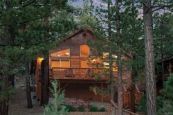 Photo of 308 Pineview Drive, Big Bear City, CA 92314 (MLS # 3186559)