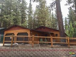 Photo of 43136 Sheephorn Road, Big Bear Lake, CA 92315 (MLS # 3189057)