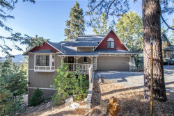 Photo of 1229 Pigeon Road, Big Bear Lake, CA 92315 (MLS # 3189130)