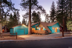 Photo of 684 Chipmunk Lane, Big Bear Lake, CA 92315 (MLS # 3189149)
