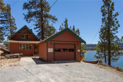 Photo of 39025 North Shore Drive, Fawnskin, CA 92333 (MLS # 31900138)