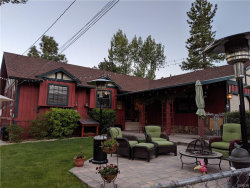 Photo of 322 Sites Way, Big Bear City, CA 92314 (MLS # 31906145)