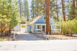 Photo of 39130 Rim Of The World Drive, Fawnskin, CA 92333 (MLS # 31906181)