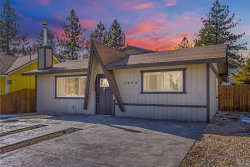 Photo of 1093 Mt Doble Drive, Big Bear City, CA 92314 (MLS # 31910197)