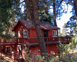 Photo of 21837 Sawpit Canyon Road, Cedarpines Park, CA 92322 (MLS # 31911488)