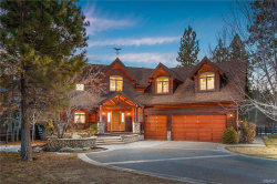 Photo of 41424 Stone Bridge Road, Big Bear Lake, CA 92315 (MLS # 32000325)