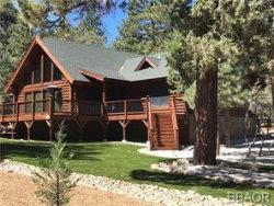 Photo of 643 Cedar Glen Drive, Big Bear City, CA 92314 (MLS # 32000437)