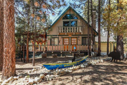 Photo of 150 Lodgepole Place, Big Bear Lake, CA 92315 (MLS # 32000446)