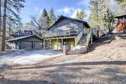 Photo of 39306 Cedar Dell Road, Fawnskin, CA 92333 (MLS # 32000488)